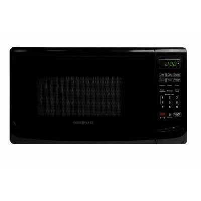 Faberware 0.7 cu ft Microwave Oven - Black