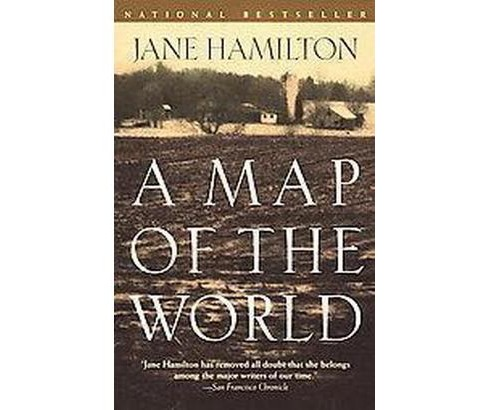 A Map Of The World Oprah S Book Club Paperback Target