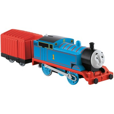 Fisher-Price Thomas & Friends Motorized Thomas the Train with Tender Car
