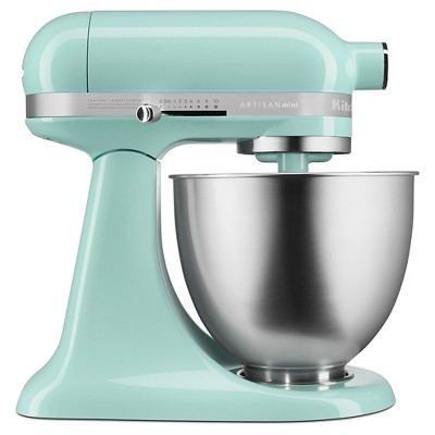 KitchenAid Artisan Mini 3.5qt Tilt-Head Stand Mixer - KSM3311XIC