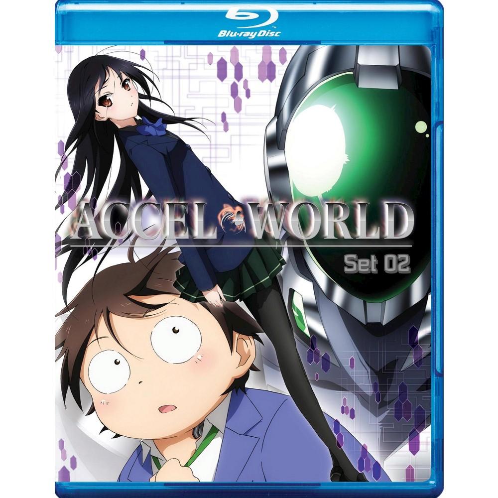 Accel World:Set 2 (Blu-ray)