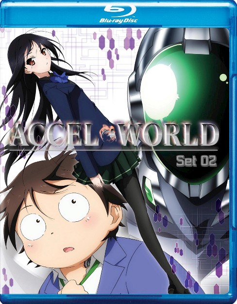 Accel World:Set 2 (Blu-ray) - image 1 of 1