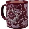 Seven20 Harry Potter Marauders Map Heat Reveal 20 oz Ceramic Coffee Mug - image 4 of 4