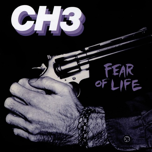 Channel three - Fear of life (CD) - image 1 of 1
