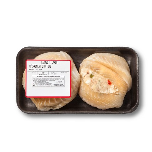 Encore Seafoods Tilapia with Crab Stuffing - 12oz - image 1 of 1