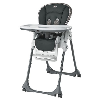 Chicco Polly High Chair Lilla