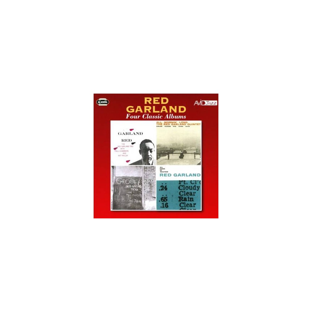 Red Garland - Garland Kind Of Red/All Mornin' Long/ (CD)