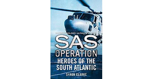 Heroes of the South Atlantic (Paperback) (Shaun Clarke) - image 1 of 1