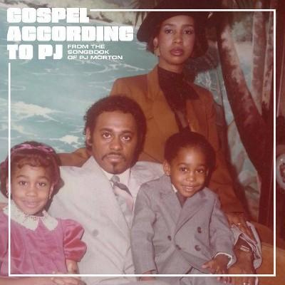 Morton Pj - Gospel According To Pj (CD)