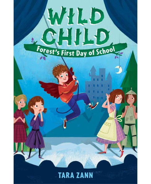 Forest's First Day of School (Paperback) (Tara Zann) - image 1 of 1