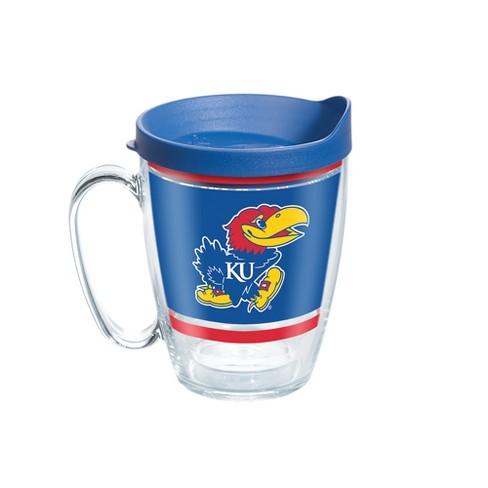 Tervis Kansas Jayhawks Legend 16oz Coffee Mug with Lid - image 1 of 1