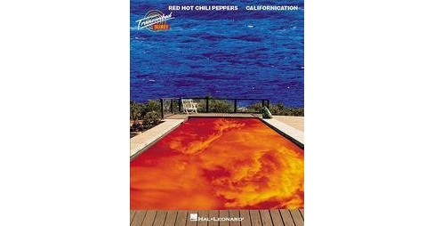 Red Hot Chili Peppers : Californication (Paperback) - image 1 of 1