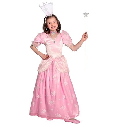 Princess Paradise The Wizard Of Oz Glinda Girls Pocket Princess Costume (XL)