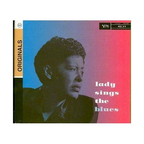 Billie Holiday - Lady Sings The Blues (CD) - image 1 of 1