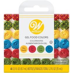 Wilton Gel Icing Decorating Set - 4ct : Target