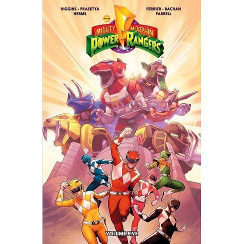 Mighty Morphin Power Rangers Vol. 5 - by  Kyle Higgins & Ryan Ferrier (Paperback) - image 1 of 1