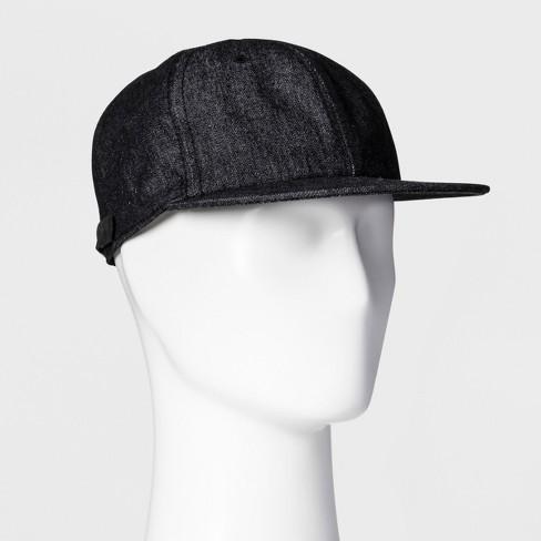 4ff0efd0d5d6b Men s Baseball Cap - Goodfellow   Co™ - Black One Size   Target