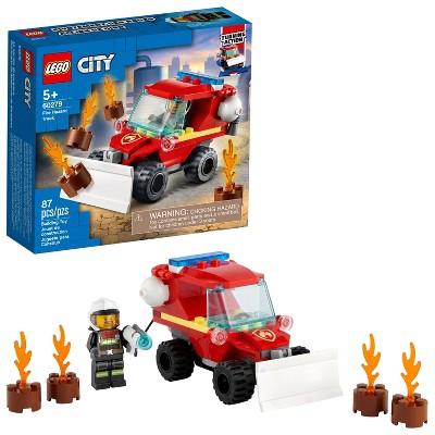 LEGO City Fire Hazard Truck Building Kit 60279