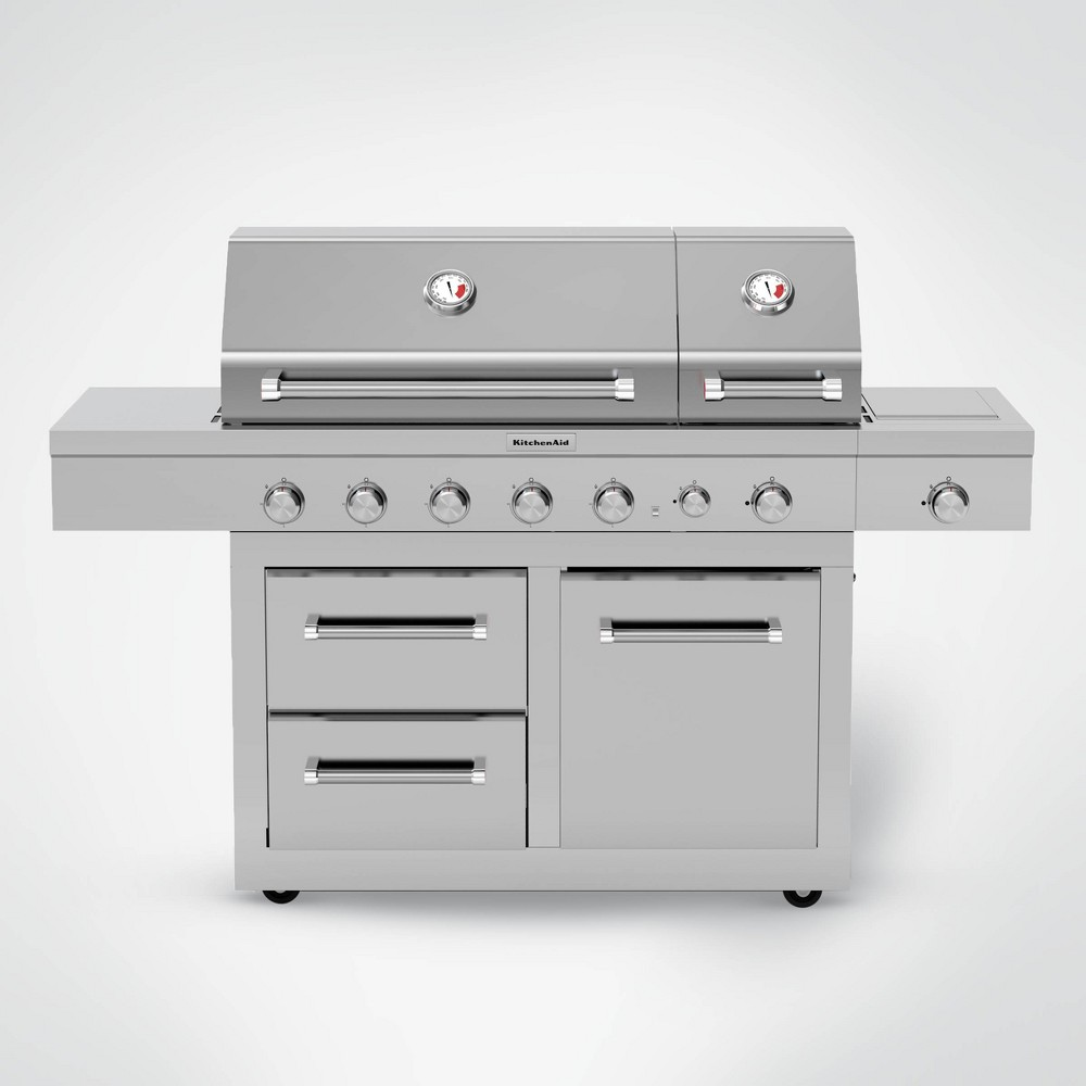 KitchenAid Gas Grills 720-0826E – Silver