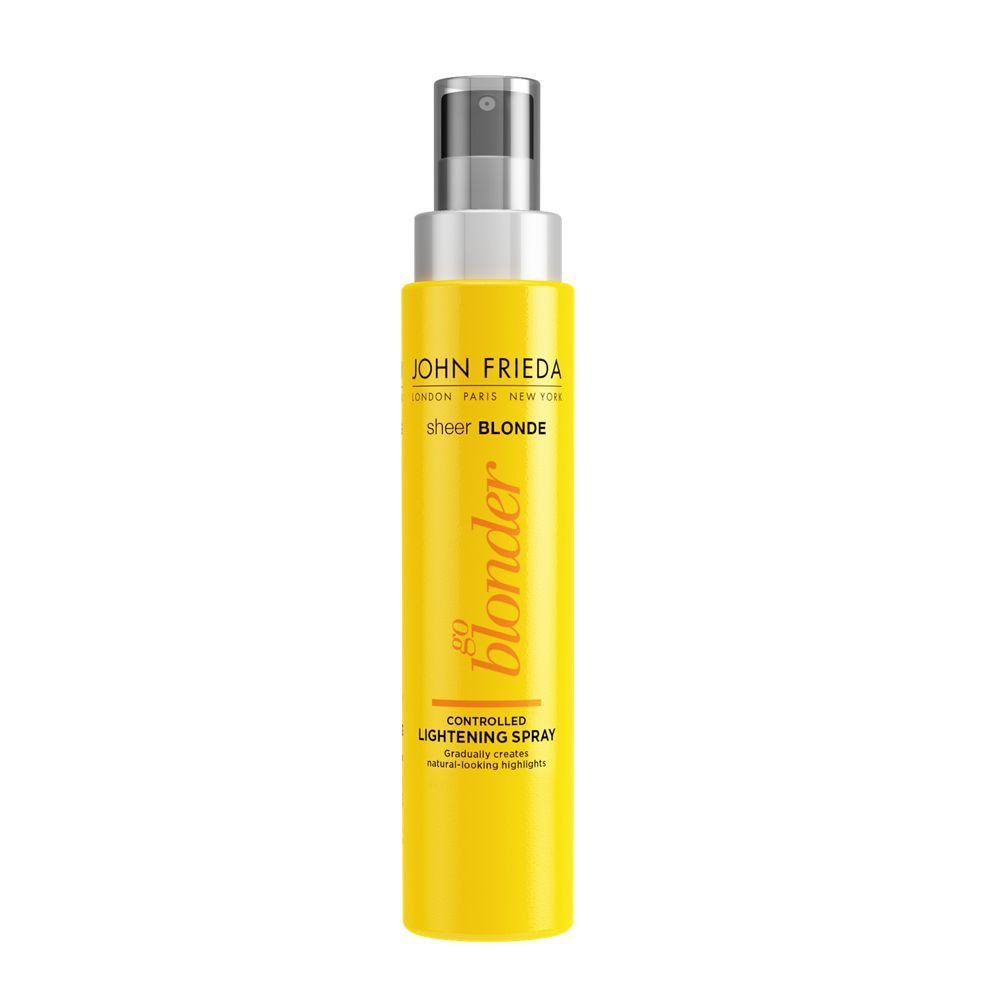 Image of John Frieda Sheer Blonde Go Blonder Lightening Spray - 3.5 fl oz