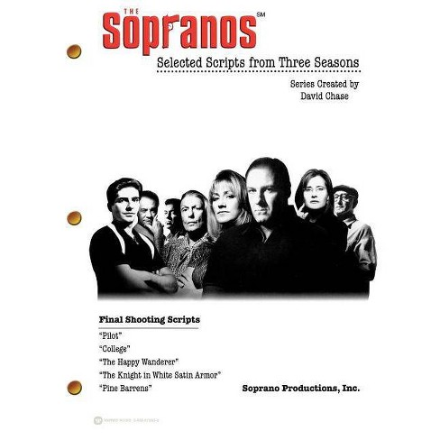 The Sopranos SM - (Paperback) - image 1 of 1