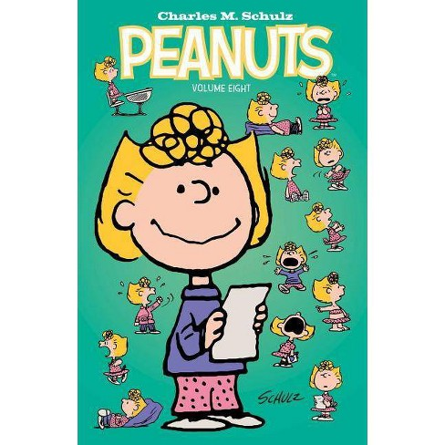 Peanuts Vol. 8 - by  Charles M Schulz (Paperback) - image 1 of 1