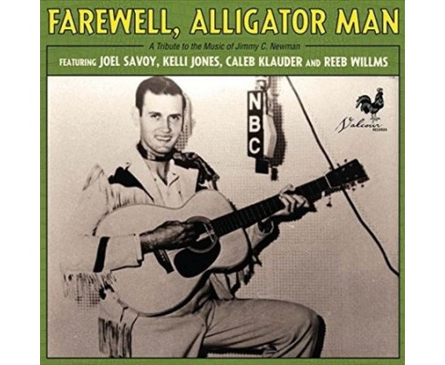 Various - Farewell Alligator Man:Tribute To The (Vinyl) - image 1 of 1