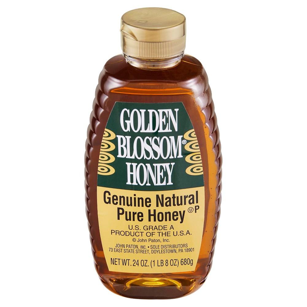 Kehe Golden Blossom Honey - 24oz