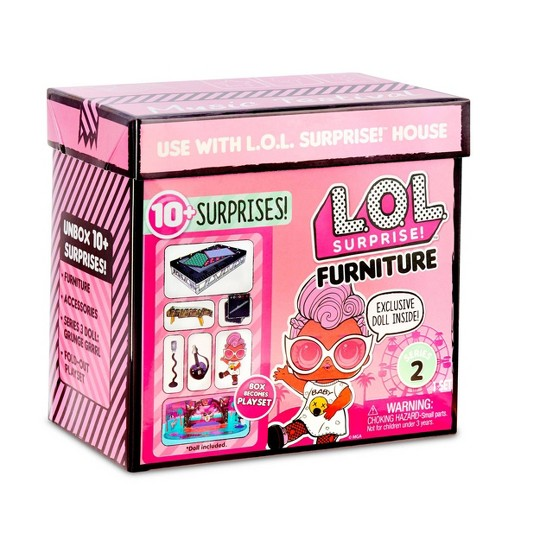 L.O.L. Surprise! Furniture Music Festival with Grunge Grrrl & 10+ Surprises image number null
