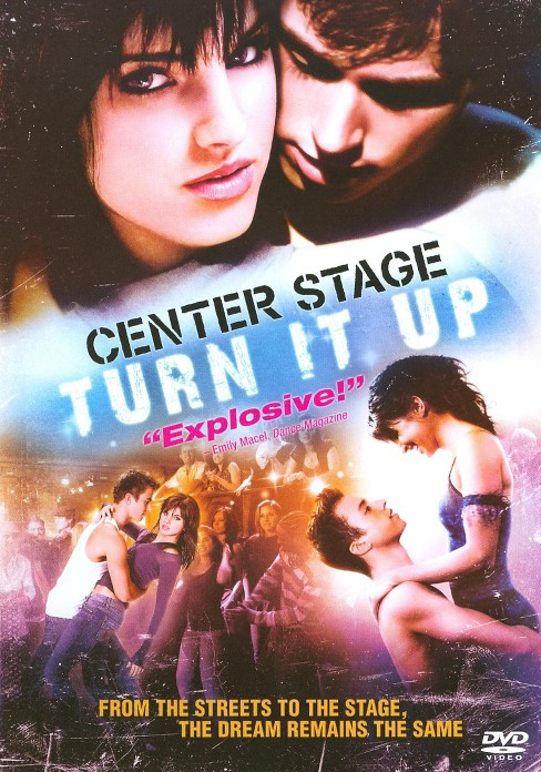 Center Stage: Turn It Up [WS] - image 1 of 1