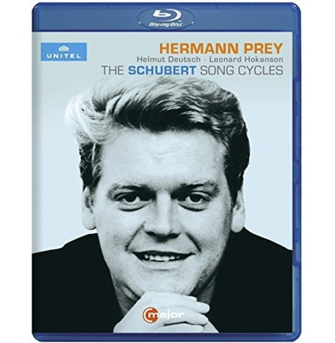 Schubert Song Cycles (Blu-ray) - image 1 of 1