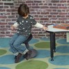 Grow Height Adjustable Wobble Stool - Regency - image 4 of 4