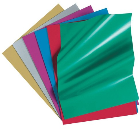 Fadeless Metallic Art Paper, 12 x 18 Inches, Assorted Colors, 24 Sheets - image 1 of 1