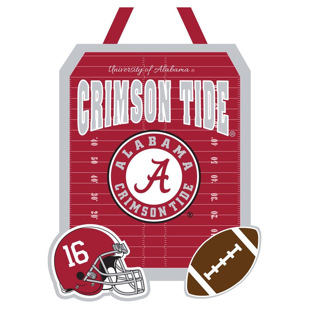 NCAATeam Sports America Door Décor Alabama Crimson Tide