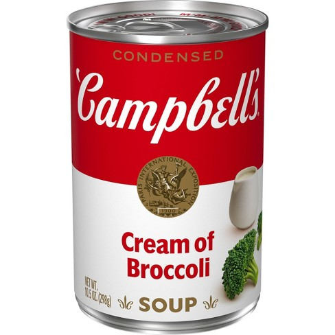 Campbell's Condensed Cream of Broccoli Soup - 10.5oz - image 1 of 4