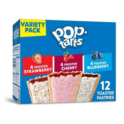 Pop-Tarts Frosted Variety Pack Pastries - 12ct/20.3oz