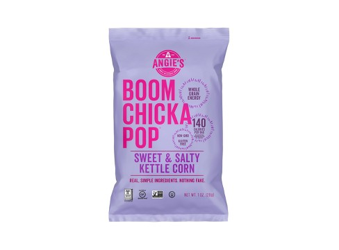 Angie's Boom Chicka Pop Sweet & Salty Kettle Corn Popcorn - 1oz - image 1 of 1