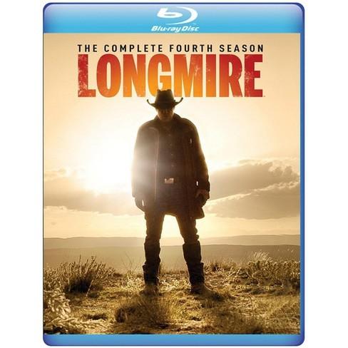 Longmire: The Complete Fourth Season (Blu-ray) - image 1 of 1