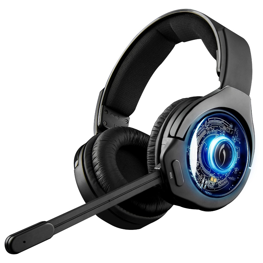 Image of Afterglow AG 9 Wireless Headset for PlayStation 4, Black