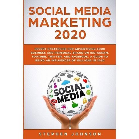 Social Media Marketing 2020 - by  Stephen Johnson (Paperback) - image 1 of 1