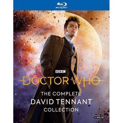 Doctor Who: The David Tennant Years (Blu-ray)(2019)