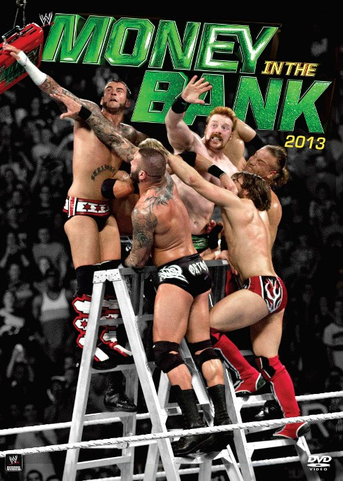 Money In The Bank 2013 (DVD) - image 1 of 1