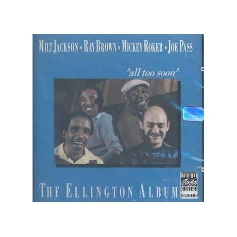 Pass & Jackson & Brown - All Too Soon Toast to Duke (CD) - image 1 of 1