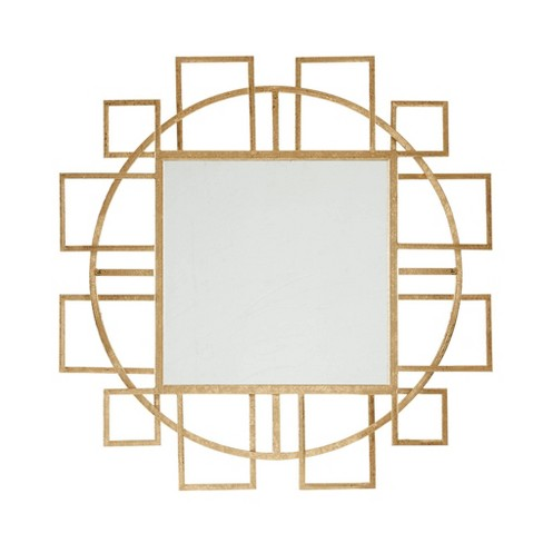 """1"""" x 36"""" Kenzie Decorative Wall Mirror Gold - image 1 of 4"""