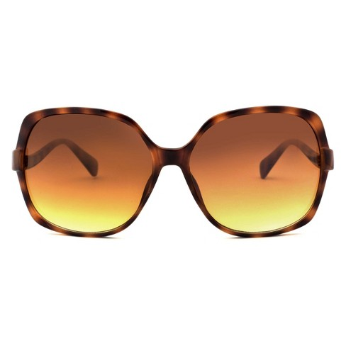 b48f44dbe48 Women s Oversized Sunglasses - A New Day™ Brow   Target