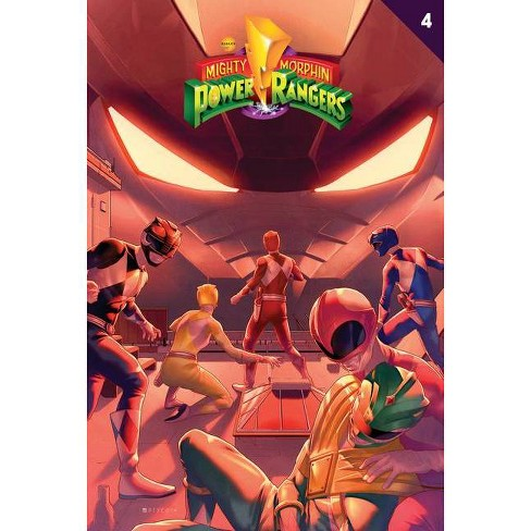 Mighty Morphin Power Rangers #4 - by  Kyle Higgins (Hardcover) - image 1 of 1