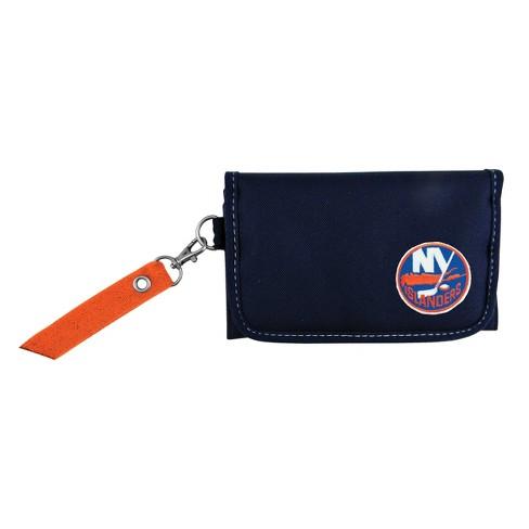 NHL New York Islanders Ribbon Organizer Wallet - image 1 of 1