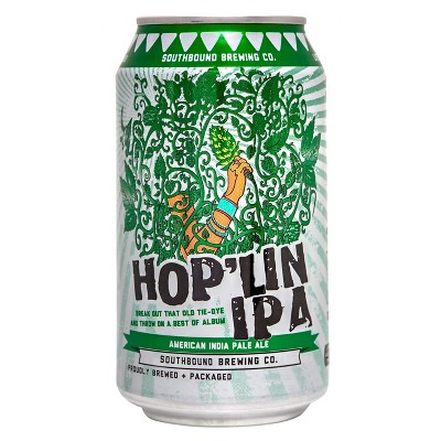 Southbound Hop'lin IPA Beer - 6pk/12 fl oz Cans