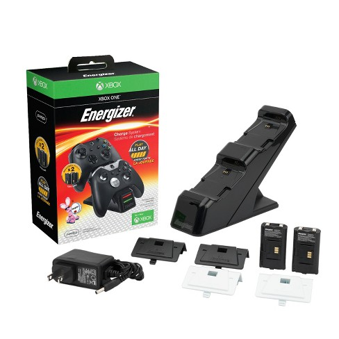 Energizer 2X Charging System-Xbox One - image 1 of 4