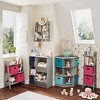 5pc Kids' Corner Cabinet Set with 4 Bins Set - RiverRidge Home - image 3 of 3